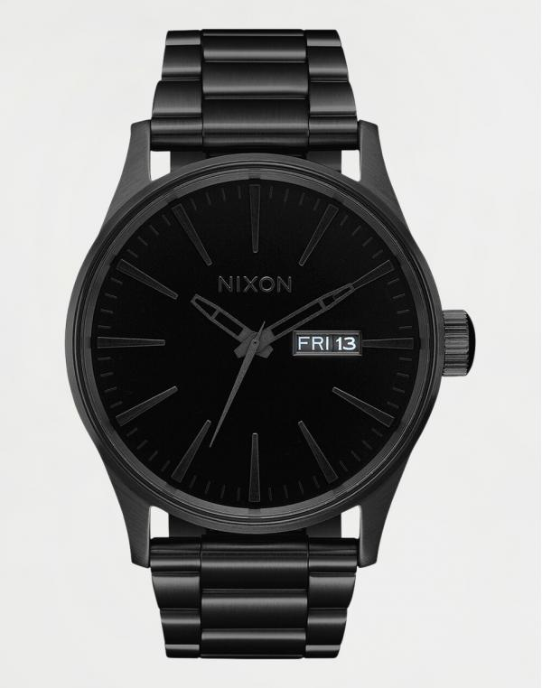 Nixon Sentry SS All black/ Black