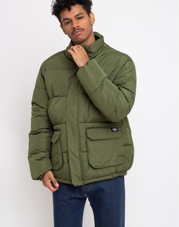 Dickies Olaton Jacket Army Green M