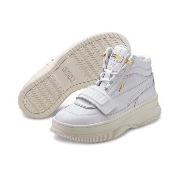 Puma Deva Boot Wn s Puma White-Marshmallow