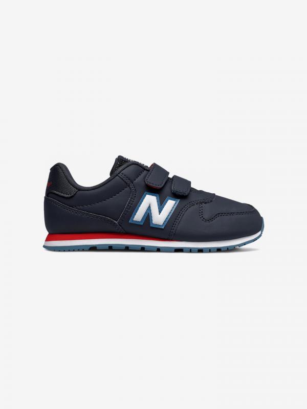 500 Tenisky dětské New Balance Modrá