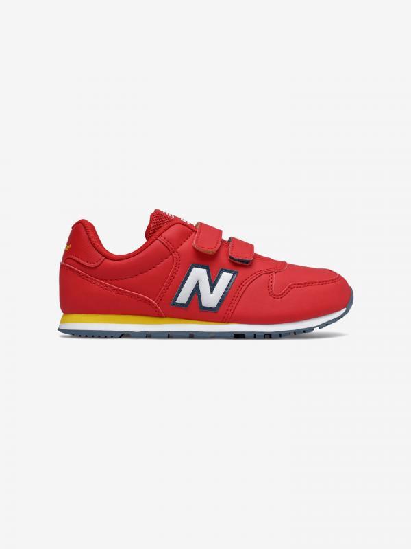 Tenisky dětské New Balance Červená