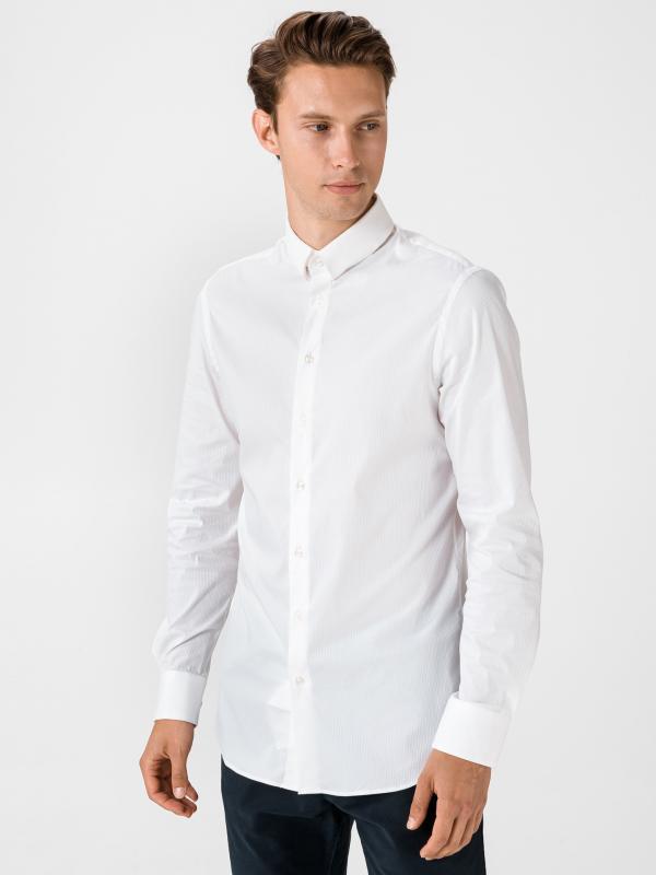 Košile Giorgio Armani Bílá