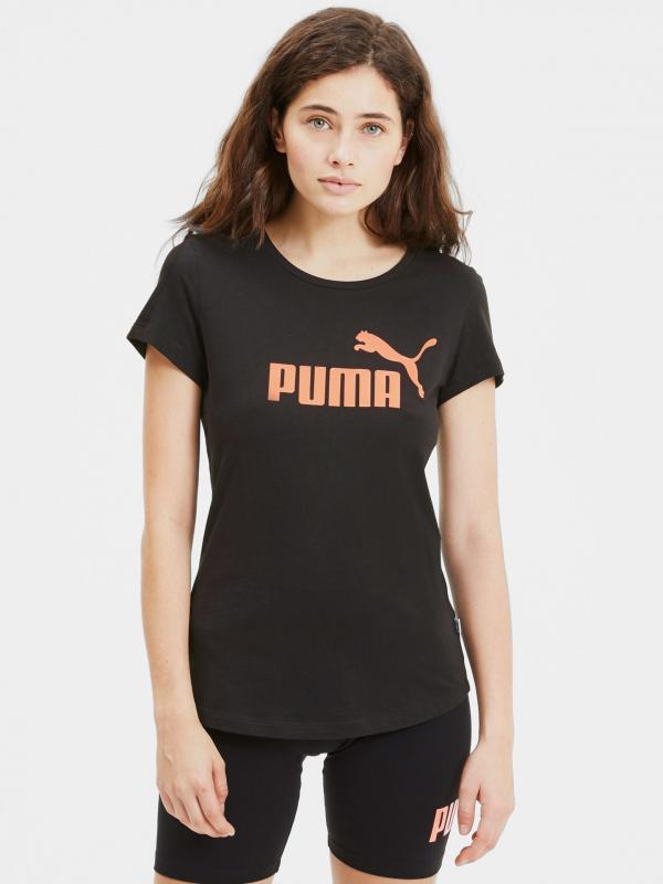 Essentials Triko Puma Černá