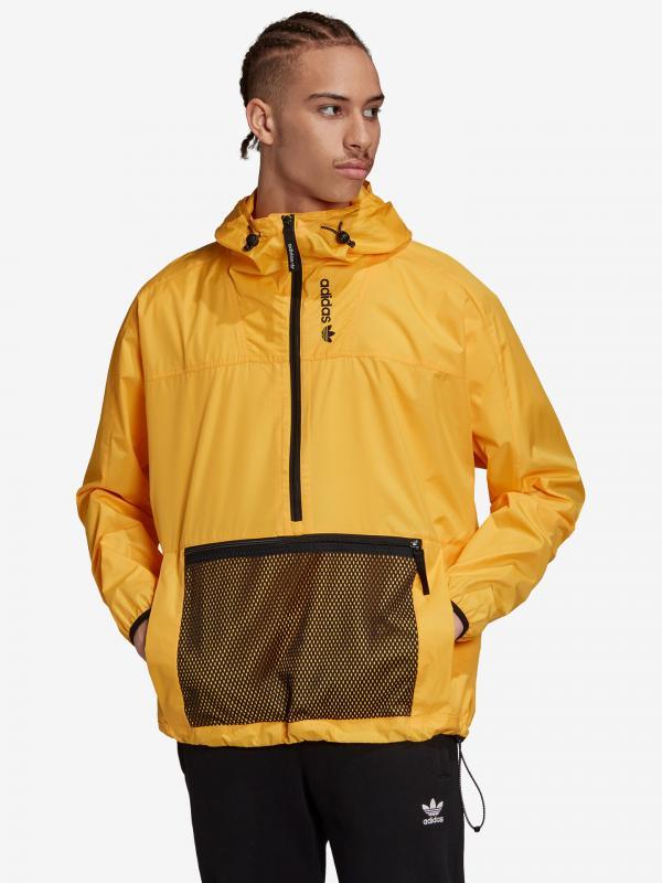 Adventure Bunda adidas Originals Žlutá