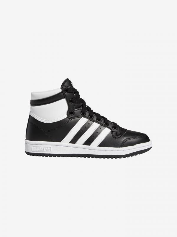 Top Ten Kotníková obuv dětské adidas Originals Černá