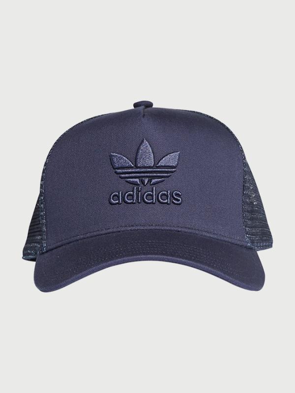 Kšiltovka adidas Originals Af Trucker Tref Modrá