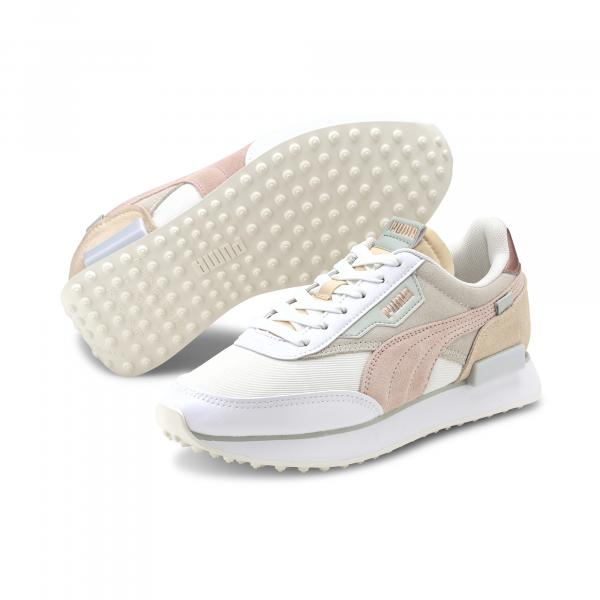 Puma Future Rider Soft Metal Wn s Marshmallow-Natural Vachetta