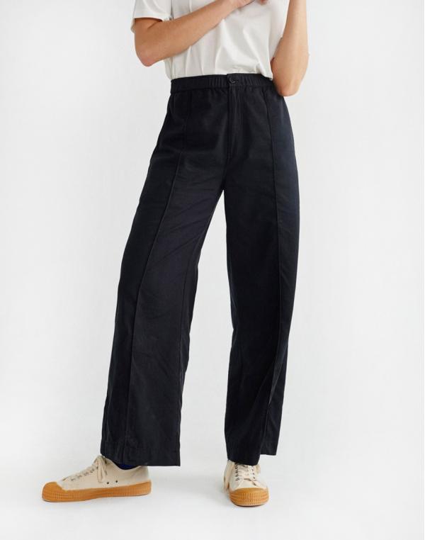 Thinking MU Black Maia Pants Black XS