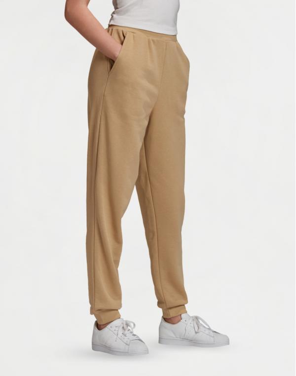 adidas Originals Cuffed Pant Linen Khaki 34