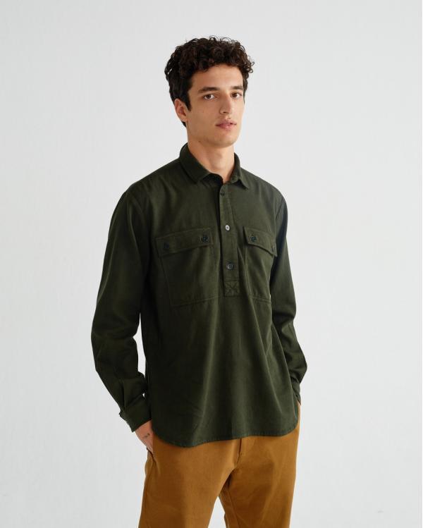 Thinking MU Green Cupid Shirt Dark Green S
