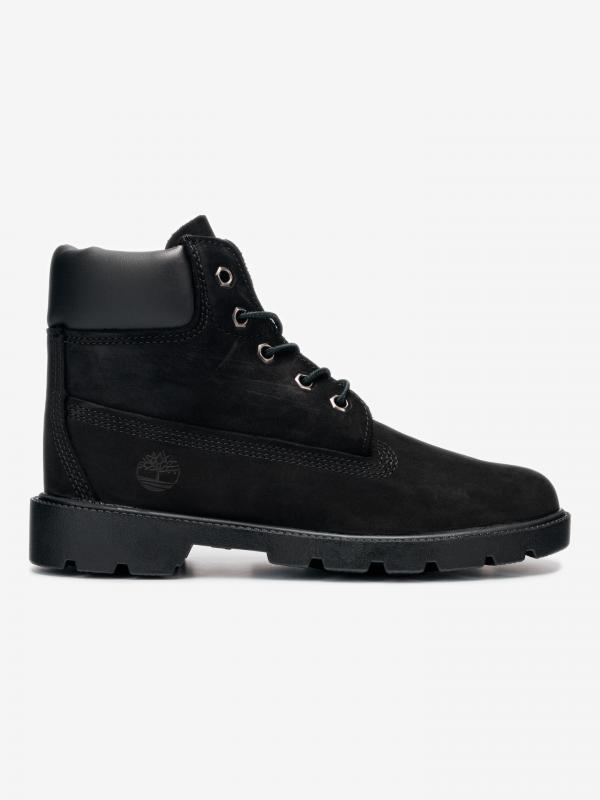 Kotníková obuv dětská Timberland Černá