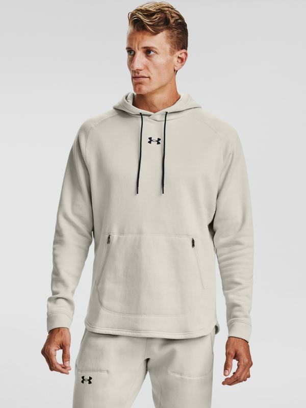 Charged Cotton® Fleece Mikina Under Armour Černá