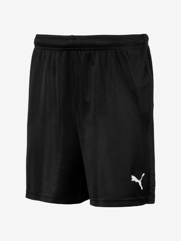 Kraťasy Puma Liga Training Shorts Core Jr Černá