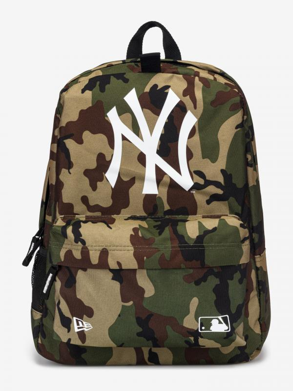New York Yankees MLB Batoh New Era Zelená