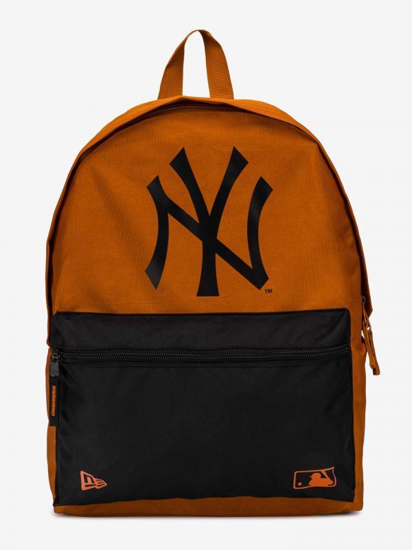 New York Yankees MLB Batoh New Era Oranžová