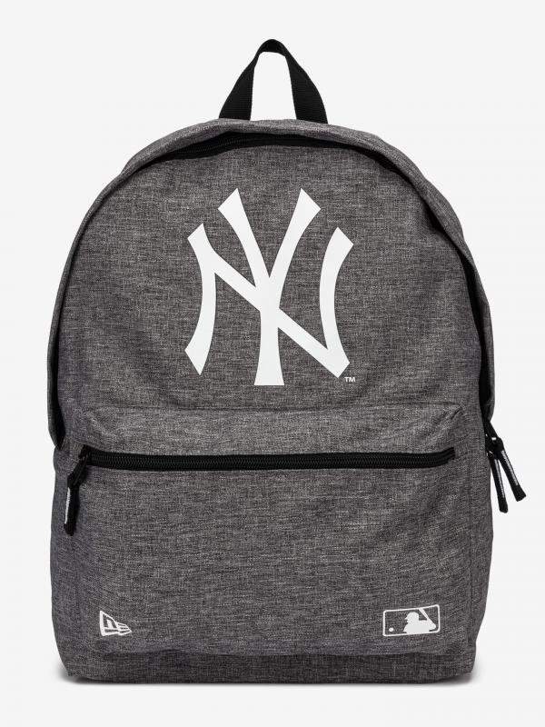 New York Yankees MLB Batoh New Era Šedá