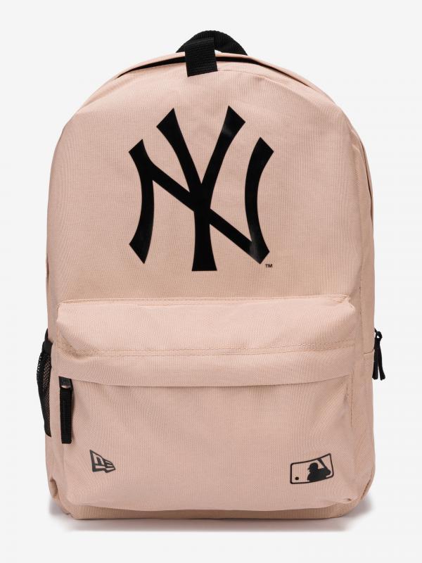 New York Yankees MLB Batoh New Era Růžová