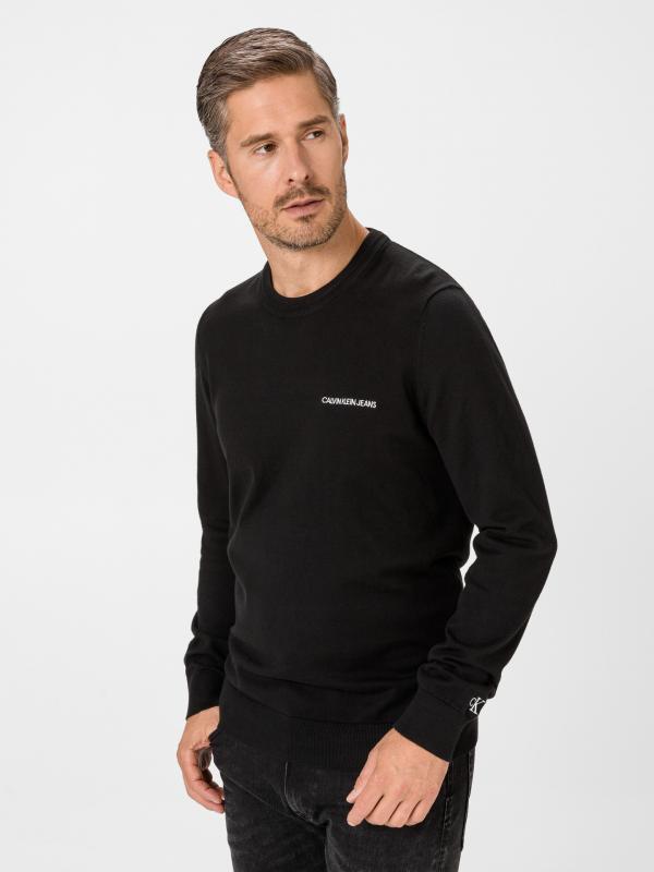 Essential Svetr Calvin Klein Černá