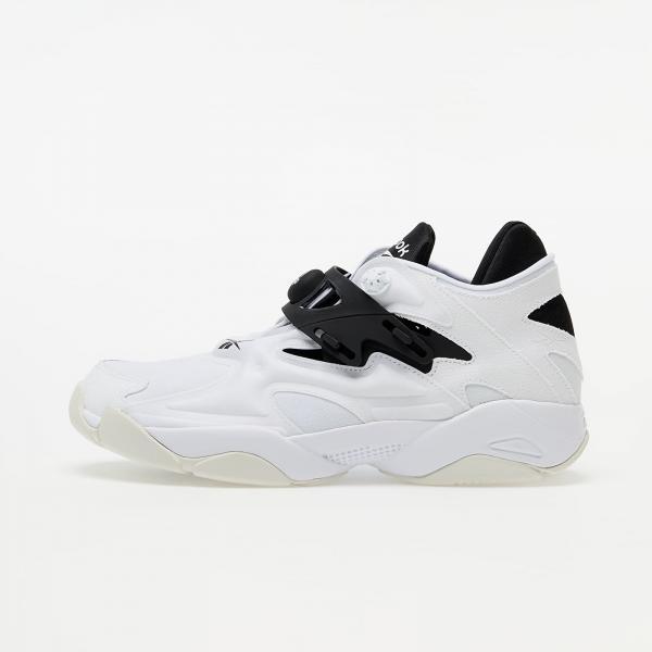 Reebok Pump Court White/ Black/ Trace Grey 1