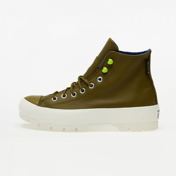 Converse Chuck Taylor All Star Lugged Winter Dark Moss/ Navy/ Egret