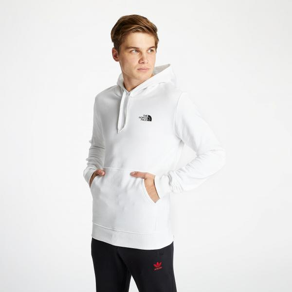 The North Face Geodome Hoodie Tnf White