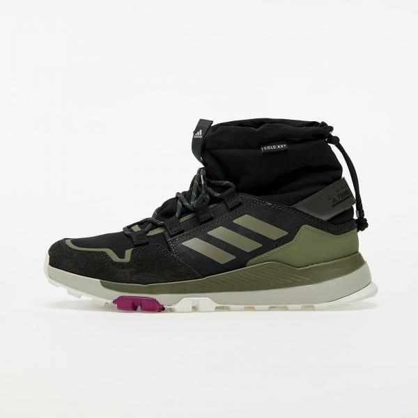 adidas Terrex Hikster Mid W Core Black/ Legend Green/ Legend Earth
