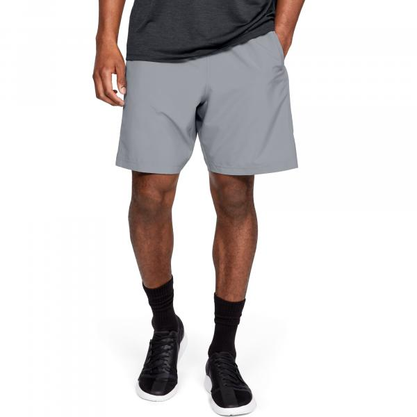 Under Armour Woven Graphic Shorts Gray