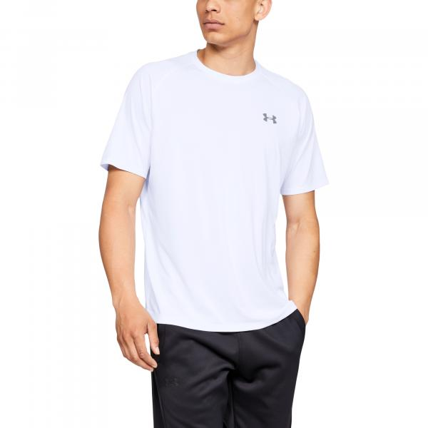 Under Armour Tech 2.0 SS Tee White