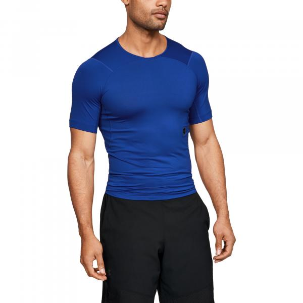 Under Armour Rush CompreSSion SS Blue