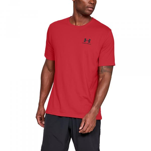 Under Armour Sportstyle Lc SS Red/ Black