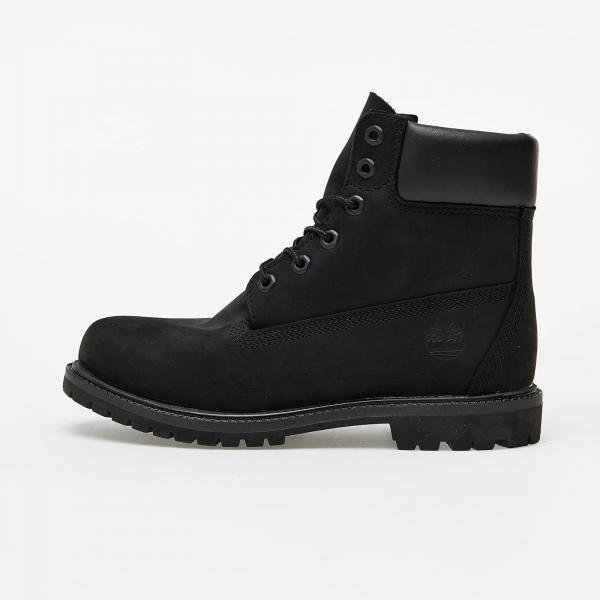 Timberland Premium 6 In Waterproof Boot Black