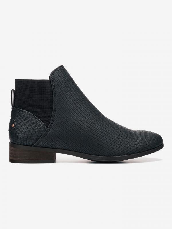 Cold Cement Kotníková obuv Roxy Černá
