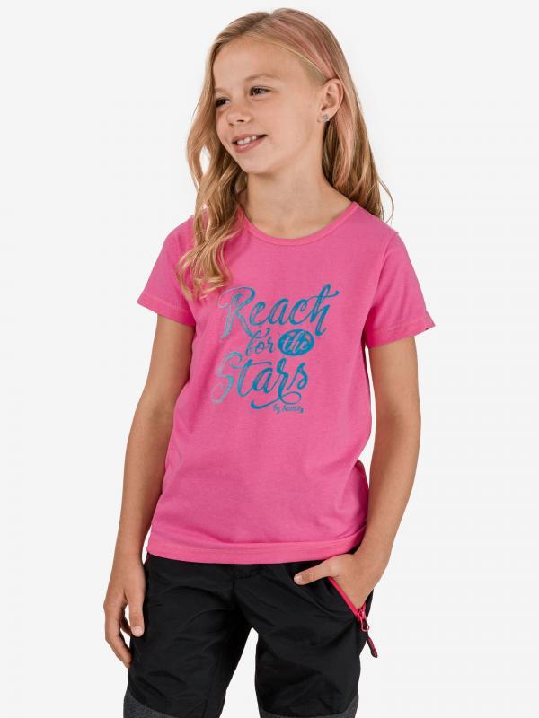 Bidano Triko dětské Sam 73 Růžová