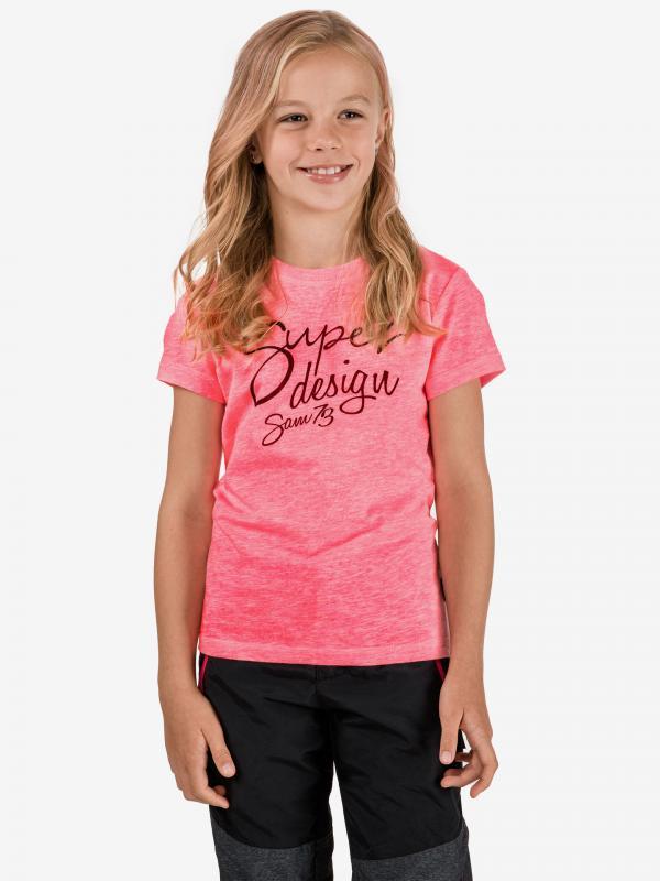 Caitlyn Triko dětské Sam 73 Růžová