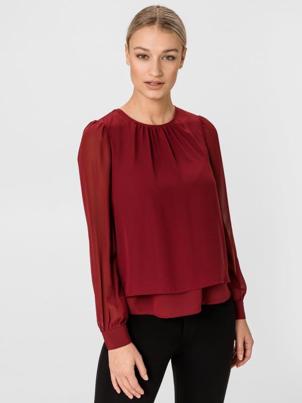 Iris Halenka Vero Moda Červená