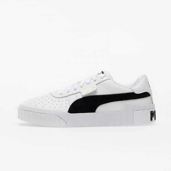 Puma Cali Corduroy Wn s Puma White-Puma Black