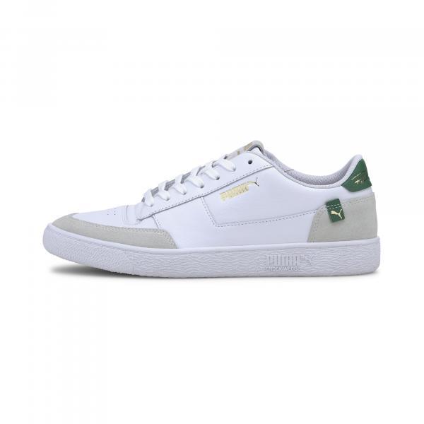 Puma Ralph Sampson MC Clean Puma White-Amazon Green-Puma White