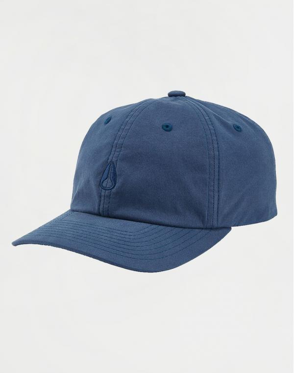 Nixon Agent Strapback Hat Navy