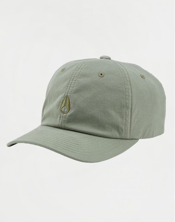 Nixon Agent Strapback Hat Olive