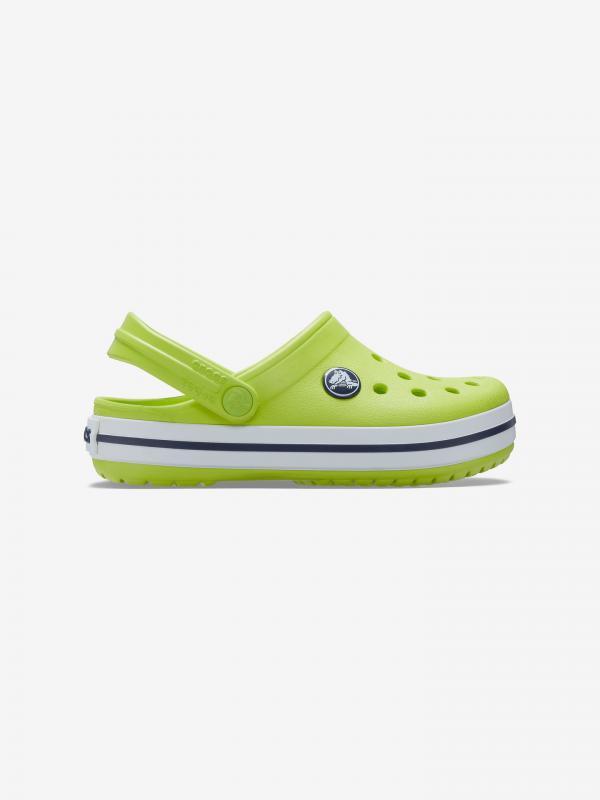 Crocband™ Clog Crocs dětské Crocs Žlutá