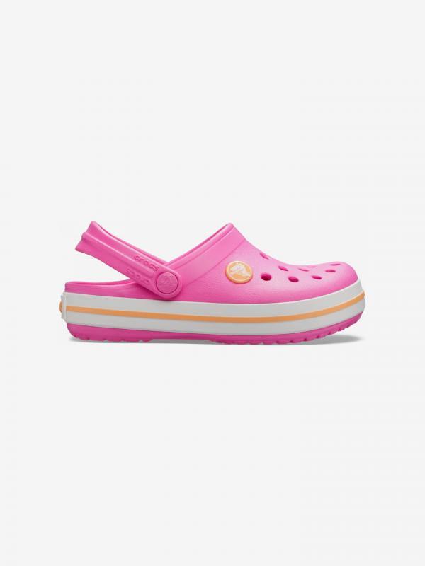 Crocband™ Clog Crocs dětské Crocs Růžová
