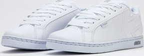 etnies Fader white / white / reflective