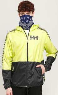 Helly Hansen Active Wind Jacket limetková / černá