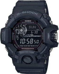 "Casio G-Shock Rangeman GW 9400-1BER ""Blackout"" černé"