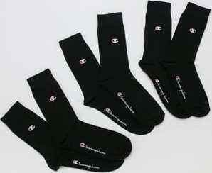 Champion Crew Men City Sock černé