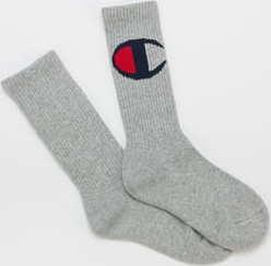 Champion Rochester Crew Sock melange šedé