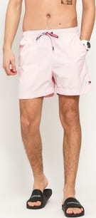 Tommy Hilfiger Medium Drawstring světle růžové