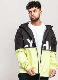 Helly Hansen Amaze Jacket černá / světle limetková
