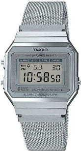 Casio A 700WE-1AEF stříbrné