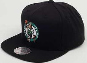 Mitchell & Ness Wool Solid Boston Celtics černá / zelená